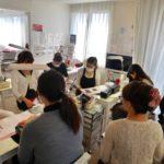 本日は認定講師試験対策10時間セミナーです! 東京ネイルスクール シンシアネイルアカデミー