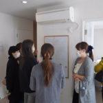 認定講師カラーリングハンド練習法 東京ネイルスクール シンシアネイルアカデミー