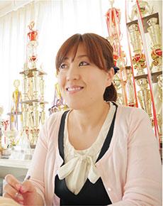 福澤幸恵さん